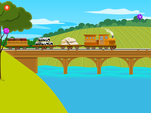 Train Builder - Train simulator & driving Games 1.1.4 screenshots 10