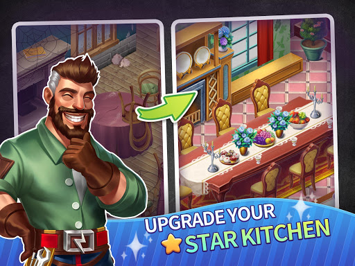 My Restaurant Empire - 3D Decorating Cooking Game  screenshots 12