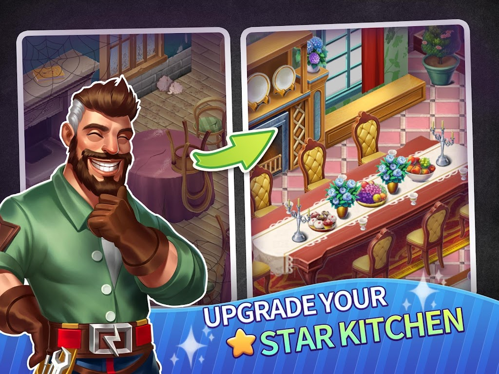 My Restaurant Empire - 3D Decorating Cooking Game  poster 9