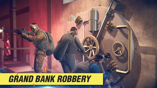 Gangster Crime Bank Robbery -Open World Games 2021 screenshots 2