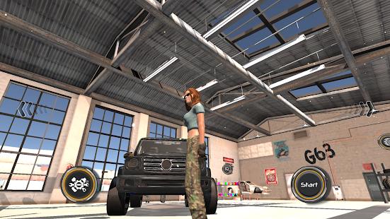 AMG Car Simulator Unlimited Money