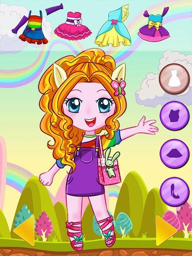 Free Dress Up Games for Girls screenshots 6