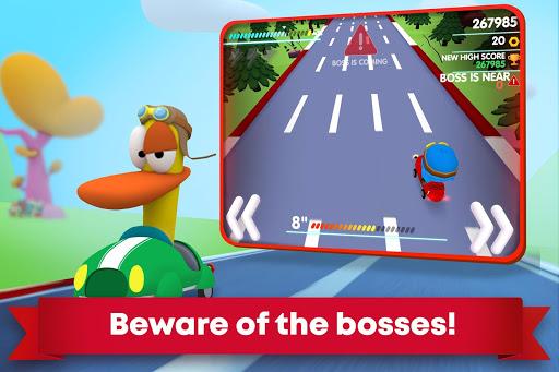 Pocoyo Racing: Kids Car Race - Fast 3D Adventure  screenshots 7
