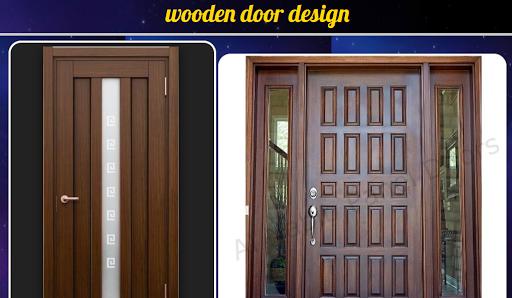 wooden door design 1.0 Screenshots 1