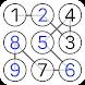 ナンバーチェーン-数字の接続脳トレパズルゲーム