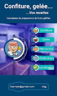 Confiture, gelée... Vos recettes 10 APK + Modificación (Unlimited money) para Android