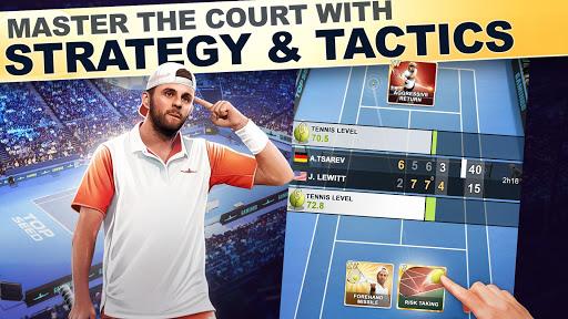 TOP SEED Tennis: Sports Management Simulation Game apktram screenshots 3