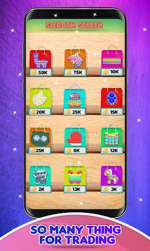 Fidget Trading! Pop it fidget toy 3d ASMR apkpoly screenshots 2