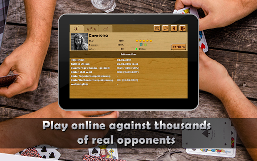 Schnapsen, 66, Sixty-Six - Free Card Game Online 2.94 screenshots 9