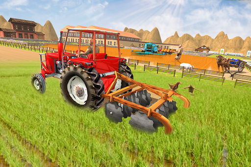 New Milford Tractor Farming Organic SIM Games 2019 apkdebit screenshots 14