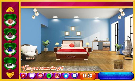 Free New Escape Games 043 - Girls Escape Room 2021  screenshots 7