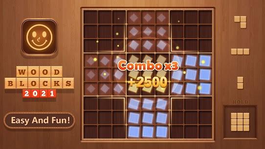 Wood Block 99 – Wooden Sudoku Puzzle 3