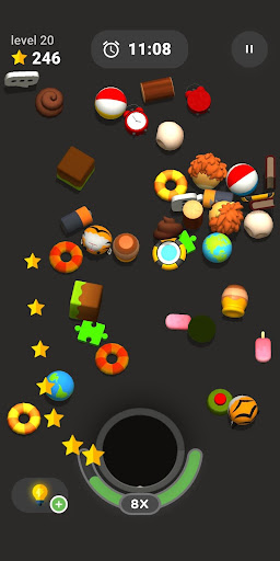 Merge 3D - Pair Matching Puzzle screenshots 18