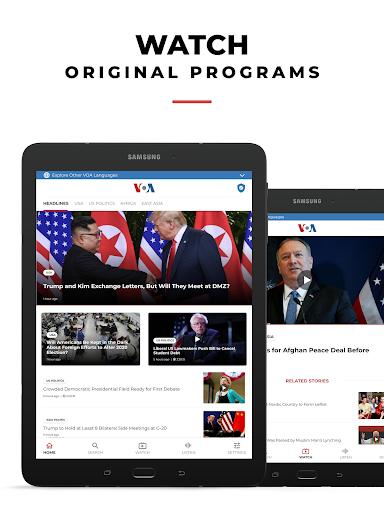 VOA News 4.2.2 Screenshots 9