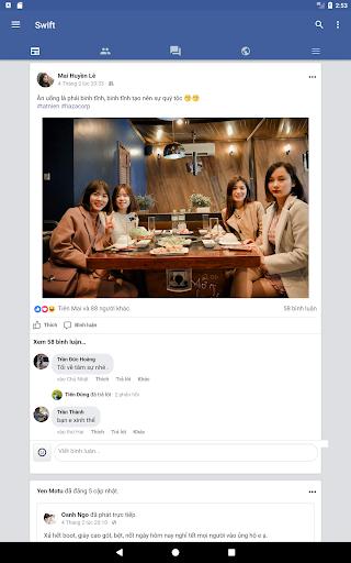 Swift for Facebook Lite 4.3.1 Screenshots 19