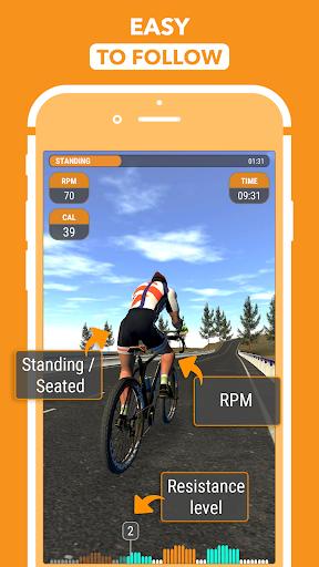 CycleGo - Indoor Cycling Workouts 3.4.1 Screenshots 2
