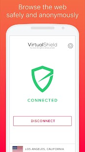 VirtualShield VPN - Fast, reliable, and unlimited. Screenshot