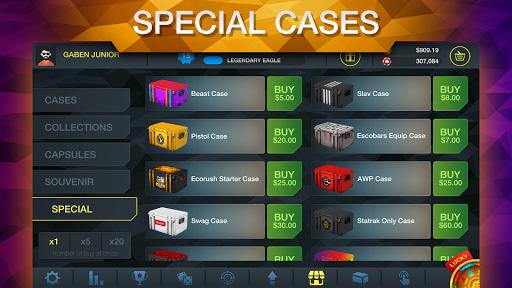 Case Chase - Case Opening Simulator for CSGO screenshots 21
