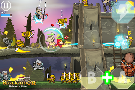 Blackmoor – Duberry's Quest 43 Apk + Mod 4