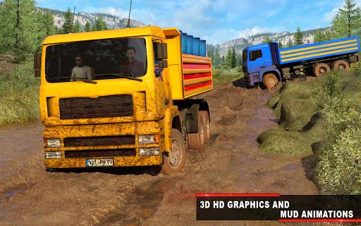 Euro Cargo Truck Driver Transport: New Truck Games  screenshots 1