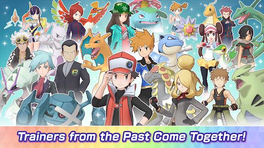 Pokémon Masters EX MOD Apk , (Unlimited Money/Gems) , *Latest Version* NEW 5