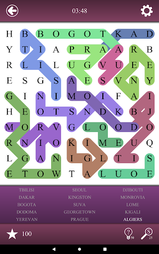 Word Search - Play with friends Online  Screenshots 9