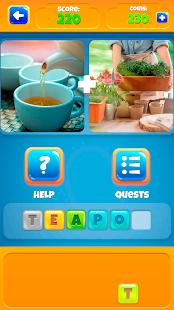 2 Pictures 1 Word - Offline Games 1.27 Screenshots 7