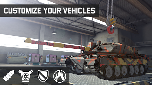 Massive Warfare: Helicopter vs Tank Battles 1.54.205 screenshots 7