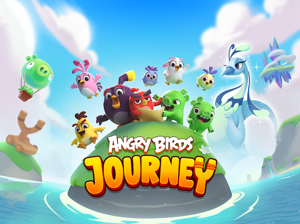 Angry Birds Journey  poster 11