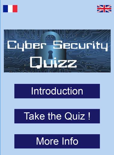 cybersecurity quizz screenshot 1
