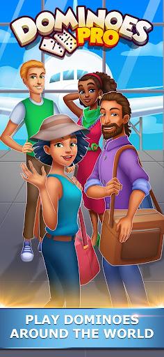 Dominoes Pro | Play Offline or Online With Friends apklade screenshots 1