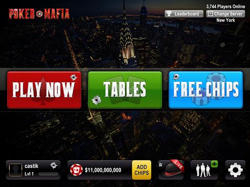 poker mafia screenshot 1