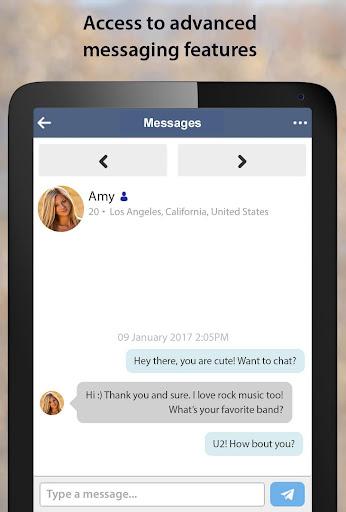 MilitaryCupid - Military Dating App 3.2.0.2662 Screenshots 8