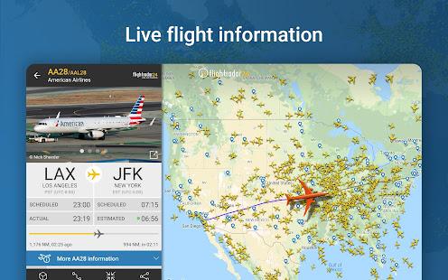 Flightradar24 Flight Tracker screenshots 11
