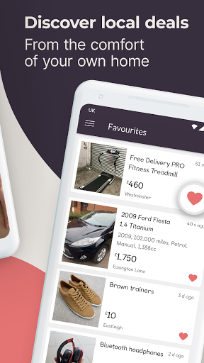 Gumtree: Local Classifieds - Buy & Sell Everything  screenshots 3