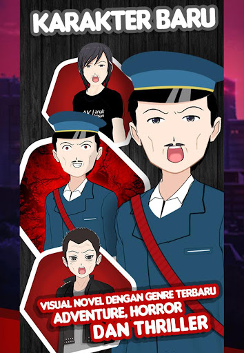 Kode Keras Anak Indigo - Visual Novel Indonesia 1.51 Screenshots 15