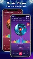 Music Player - Mp3 player, Equalizer & Lyrics