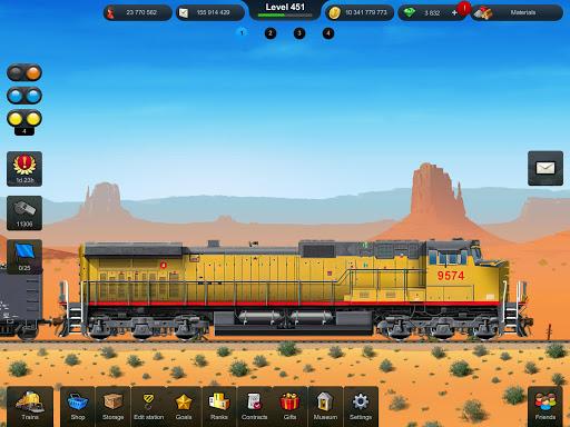 Train Station: Railroad Transport Line Simulator 1.0.70 screenshots 23