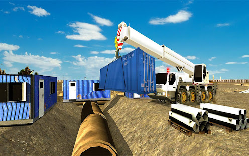 Utility construction machines 1.3.0 screenshots 11