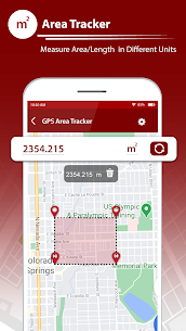 GPS Fields Area Tracker – Area Measure App 7