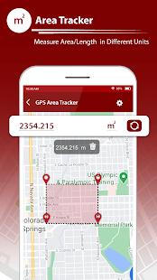 GPS Fields Area Tracker u2013 Area Measure App 1.2 Screenshots 12