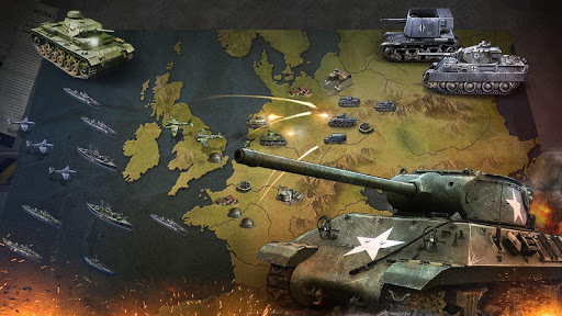 WW2: Strategy Commander Conquer Frontline  screenshots 6