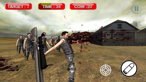 Elite Sniper Girl Commander Screenshot 2