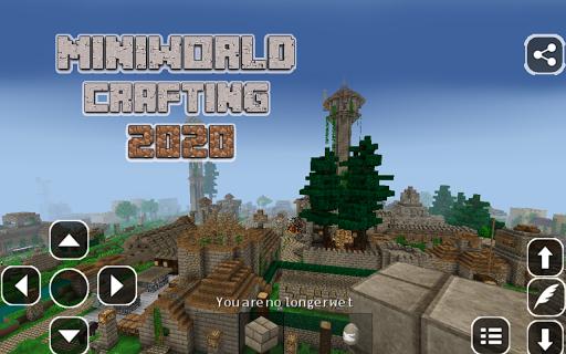 Mini World Block Craft Survival Building 2020  screenshots 6