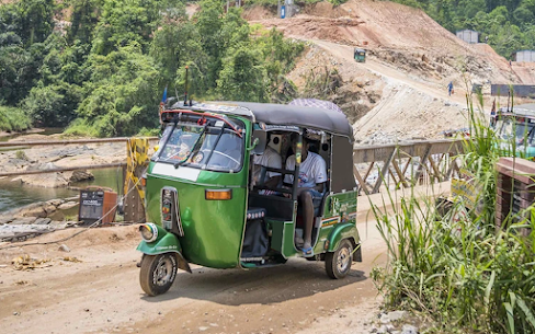 Auto Rickshaw Driving Simulator: Tuk Tuk Rickshaw 2