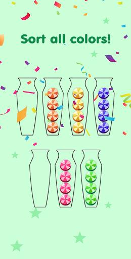 Ball Sort Puzzle - Color Sorting Game apkdebit screenshots 3