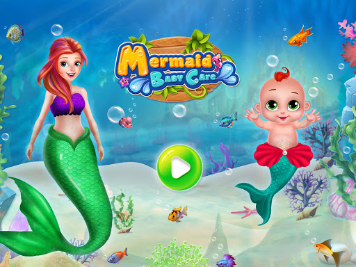 Little Mermaid Baby Care Ocean World 2.0 screenshots 1