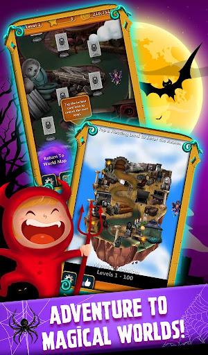 Solitaire Story: Monster Magic Mania modiapk screenshots 1