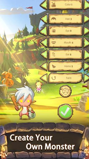 iMonster Classic - Hero Adventure apklade screenshots 2