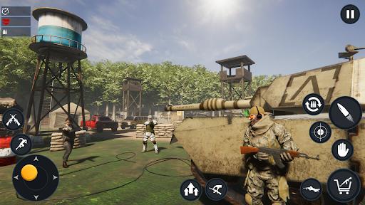 Real Commando Secret Mission: Army Shooting Games  screenshots 5